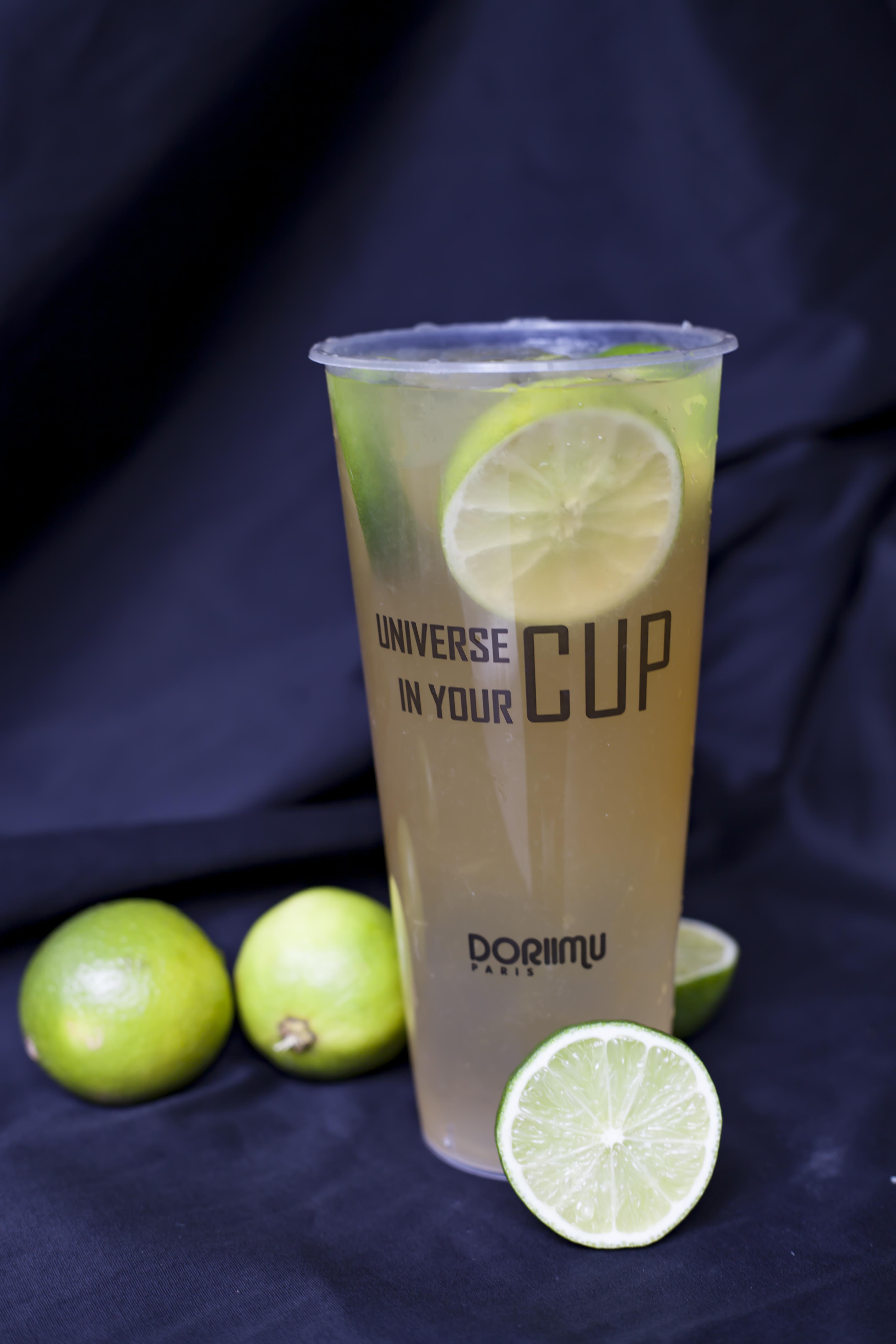 Lemon Jade Fruit tea